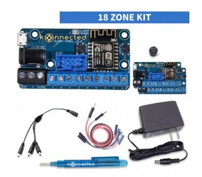 18 Zone Conversion Kit